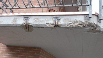 Rifacimento balconi e frontalini
